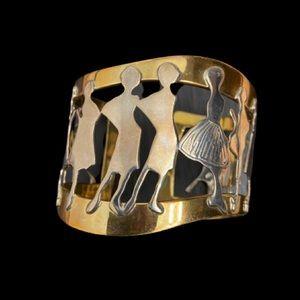 Andy Warhol Cuff Bracelet